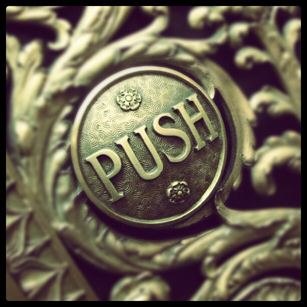 Push - Chicago City Hall Elevators