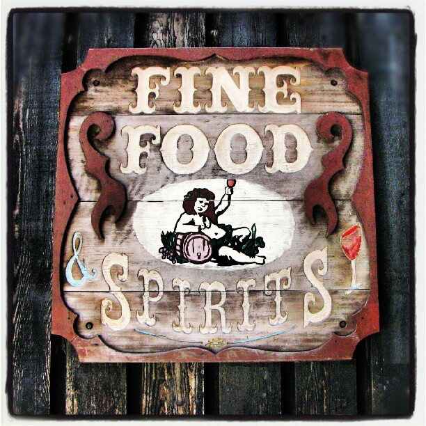Fine Food and Spirits