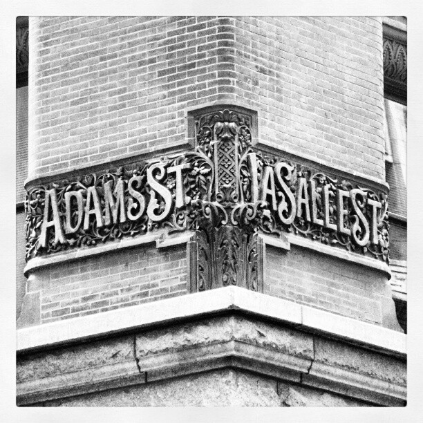 Adams and LaSalle