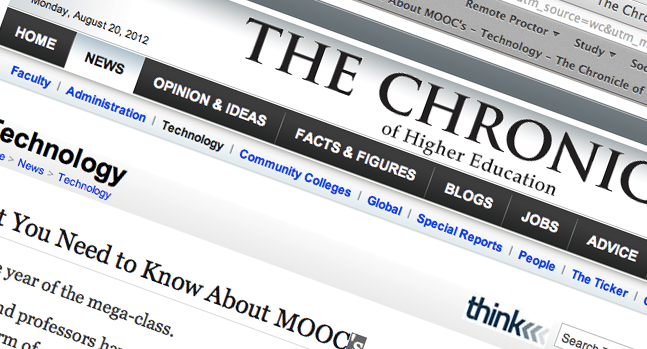 What You Need to Know About MOOC's