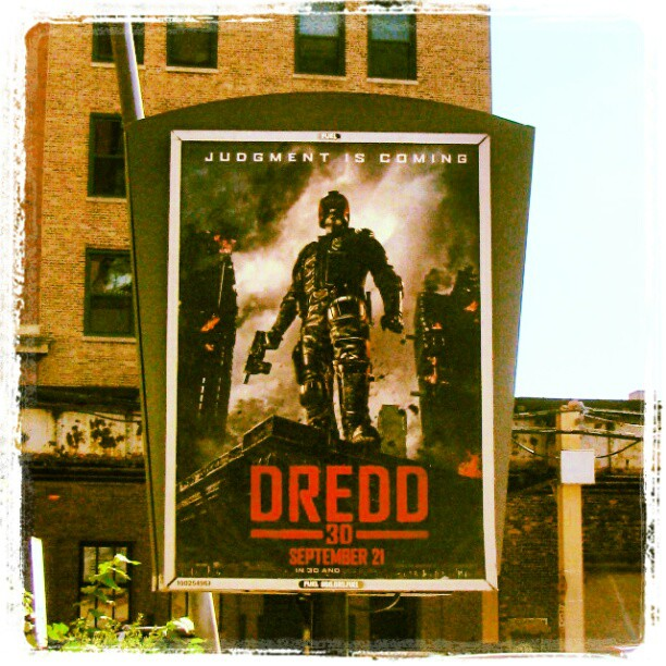 Judge Dredd - Judgment Is Coming